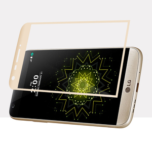 Image 4 - 3D Full Curved Cover Tempered Glass for LG Velvet G5 G8 V35 V30 Plus Protector Screen Protective Film LG V40 V50 Toughened Glass