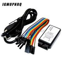 منطق USB منطق SCM 24 ميجاهرتز 8 قنوات 24 متر/ثانية جهاز تصحيح المنطق لـ ARM FPGA محلل المنطق المنطق 24 متر 8CH-في الدوائر المتكاملة من المكونات واللوازم الإلكترونية على