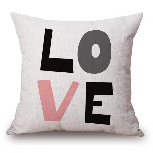 Fabrik Direkte Versorgung Aufblasbare Liebe Kissen Fall Haus Zimmer Nacht  Rückenlehne Kissenbezug Für Valentinstag Geschenk