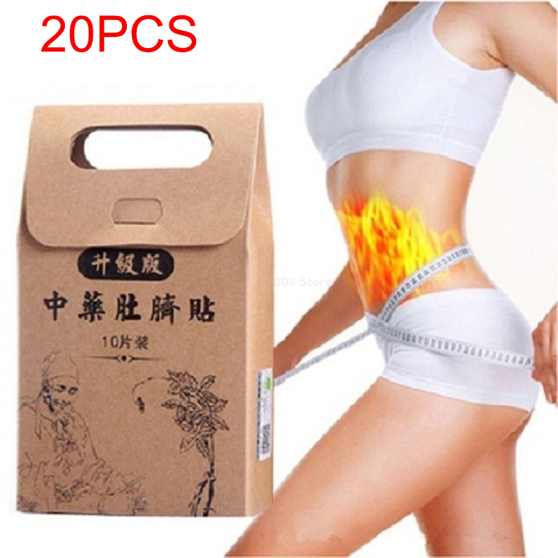 Slimming Patch Diets Fat Burner Women Loss Weight Body Shaper Adhesive Sheet Chinese Medicine Slim Patch Pads Slimming Beauty