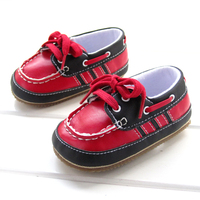 2012 Autumn Lacing Casual Baby Shoes Thickening Wavingness Rubber Soled 8866b