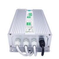 Großhandel und einzelhandel 5 stück 12 V 16.5A 200 Watt DC fahrer Schalter netzteil Transformator led-streifen freies verschiffen