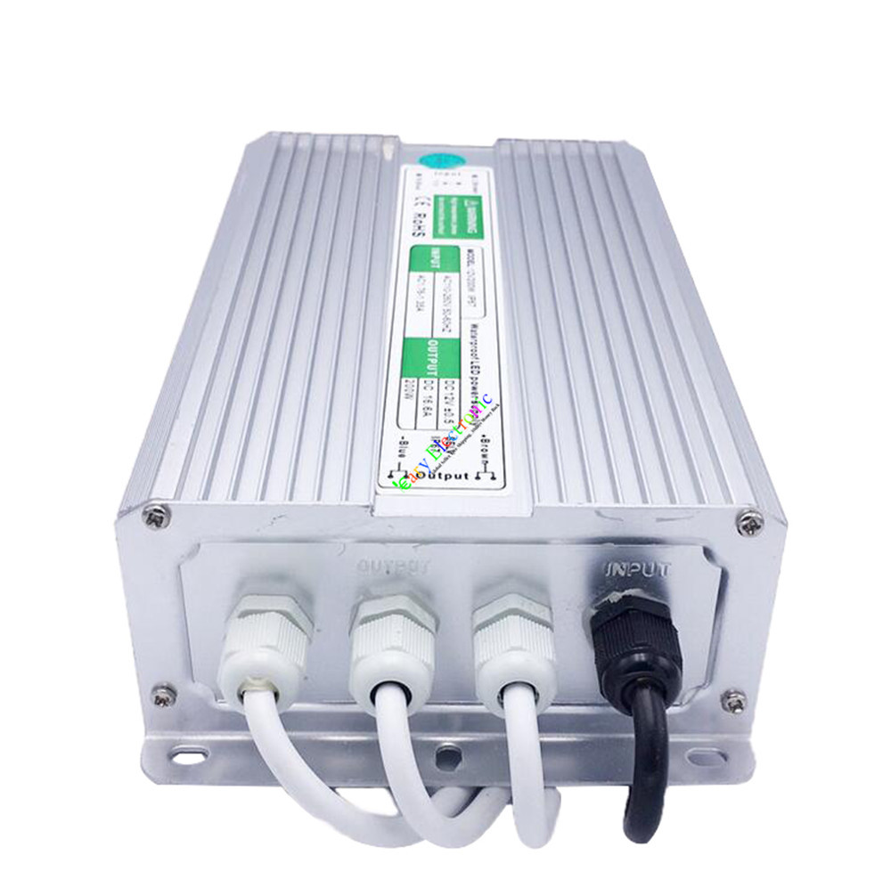 Wholesale and retail 5pc 12V 16.5A 200W DC driver Switch power supply adapter Transformer LED strip free shipping wholesale and retail 5pc 12v 16 5a 200w dc driver switch power supply adapter transformer led strip free shipping