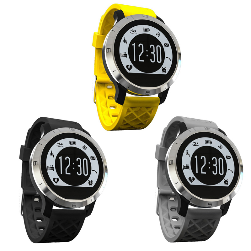 Sports Smart Watch Heart Rate Fitness Tracker 128*128PX  Sleep Monitor Pedometer Wristband f2 smart watch accurate heart rate