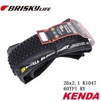 Free Shipping Kenda High Quality Bikes Folding Tires 26x2 1 For Mountain Bikes