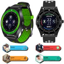 R10 Smart Watch Call Camera Men Sport Wristwatch SIM Card Fitness Tracker Bluetooth Music Player Smartwatches for Android IOS V9