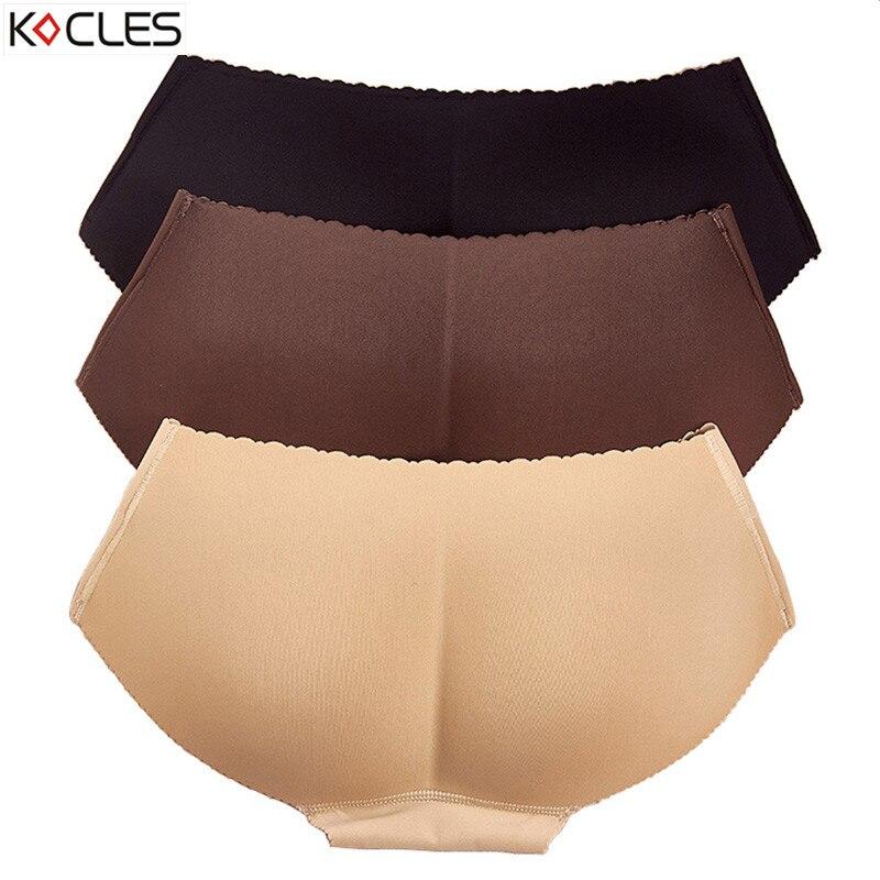 4574b8782 Hot Shaper Pants Sexy Boyshort Panties Woman Fake Ass Underwear Push Up  Padded Panties Buttock Shaper Butt Lifter Hip Enhancer