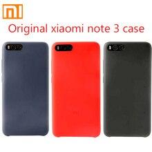 Original xiaomi Note3 case silicone protective cover liquid anti fall all inclusive unisex full coverage