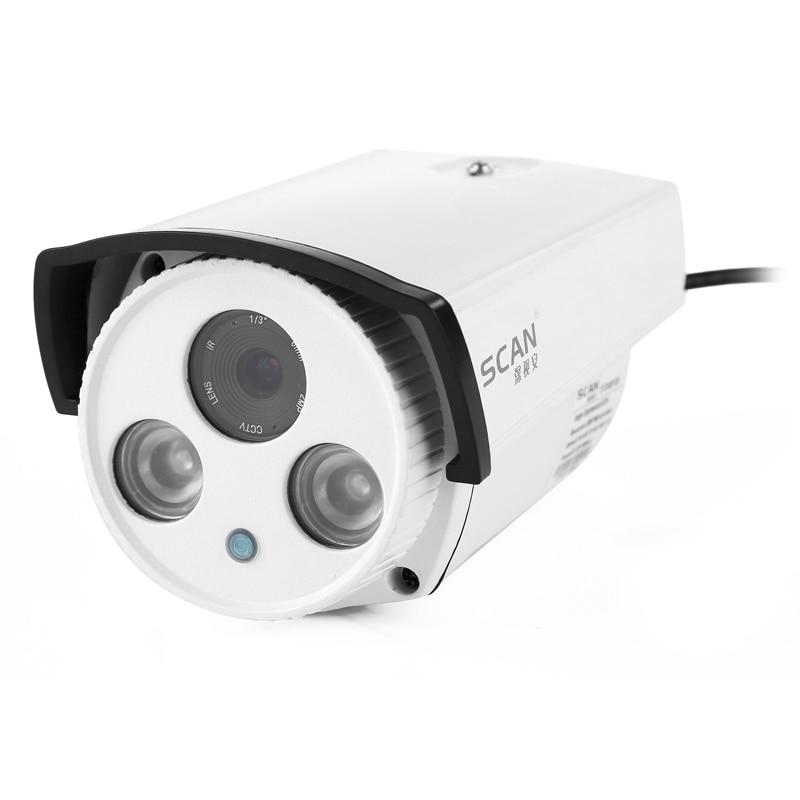 Hd 1080p Bullet Ip Camera Infrared Night Vision font b Outdoor b font Waterproof Motion Detection