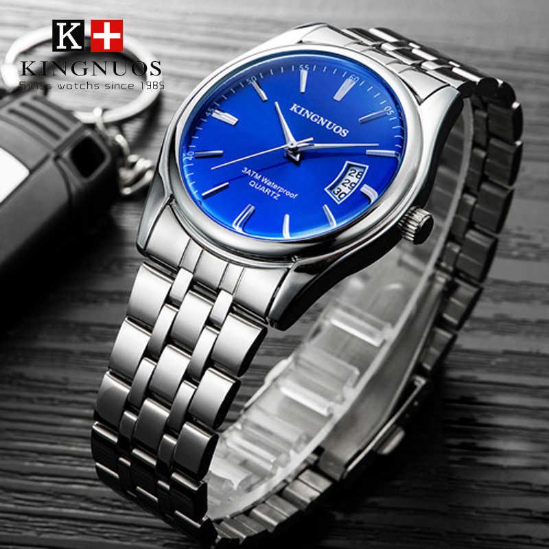 2020 marca de luxo relógio masculino 30m à prova dwaterproof água data relógio masculino esportes relógios quartzo relógio de pulso casual relogio masculino