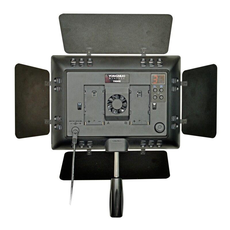 YONGNUO YN900 Haute CRI 95 + Sans Fil 3200 K-5500 K LED Vidéo Panneau Lumineux, YN-900 900 Lampe haricots 7200LM 54 W Led Éclairage - 3