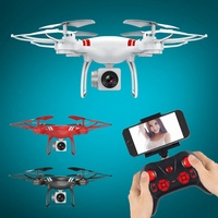 Ky101 Selfie Drone With Camera Profissional Drone Fpv Rc Quadcopter Rc Helicopter Toys For Children Helikopter