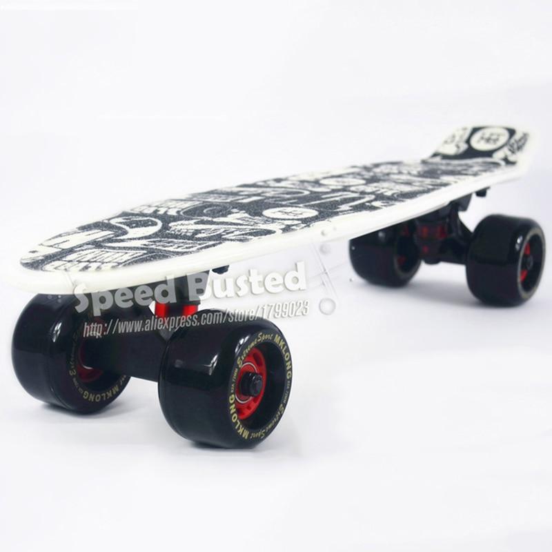 Peny Board For Sale Original Complete Cheap Skateboard Griptape Retro Mini Skate Long Board Cruiser Longboard 72mm Big Wheels