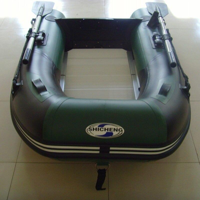 Meilleure vente 1.8 m mini ventre bateau pêche/petit bateau en caoutchouc gonflable - 4