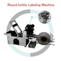 Runde Flasche Kennzeichnung Maschine Band Datum Kennzeichnung Maschine Runde Flasche Aufkleber Maschine-in Versiegelungen aus Heimwerkerbedarf bei