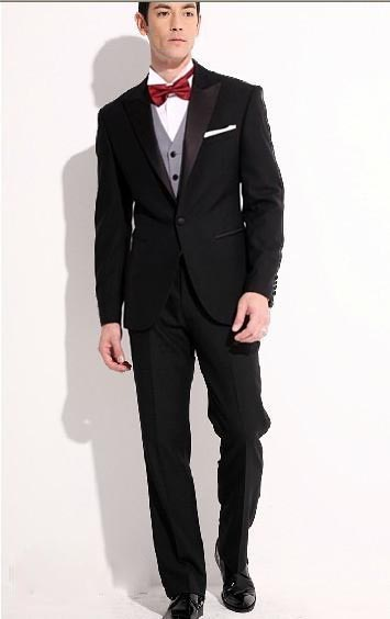 Popular Silver Black Suit-Buy Cheap Silver Black Suit lots from ...