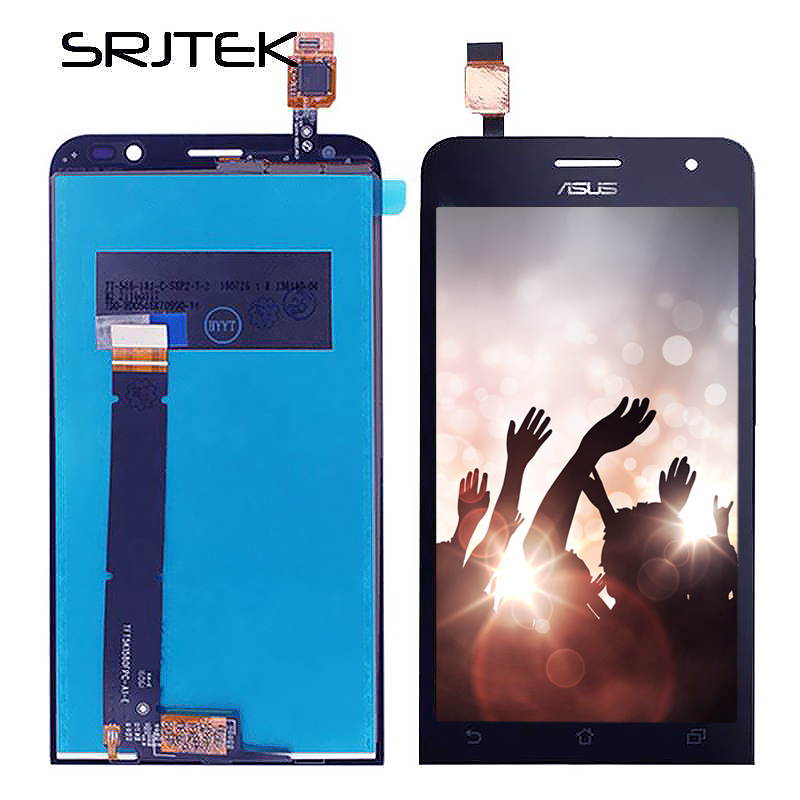 Srjtek screen For Asus ZenFone Go TV TD-LTE ZB551KL X013D X013DB LCD Display Touch Digitizer Glass Assembly 5.5inch 1280*720