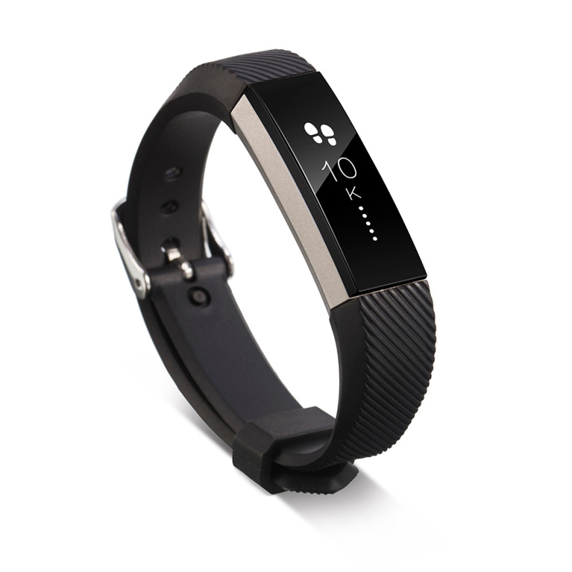 New Arrive Replacement New Sport Silicone Band For Fitbit Alta HR Smart Watch Bracelet Strap Bands Mar 27