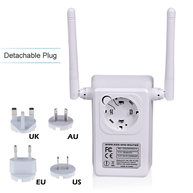 Wireless-Wifi-Router-802-11-b-g-n-Network-Mini-Router-Wi-fi-300Mbps-Wifi-Repeater