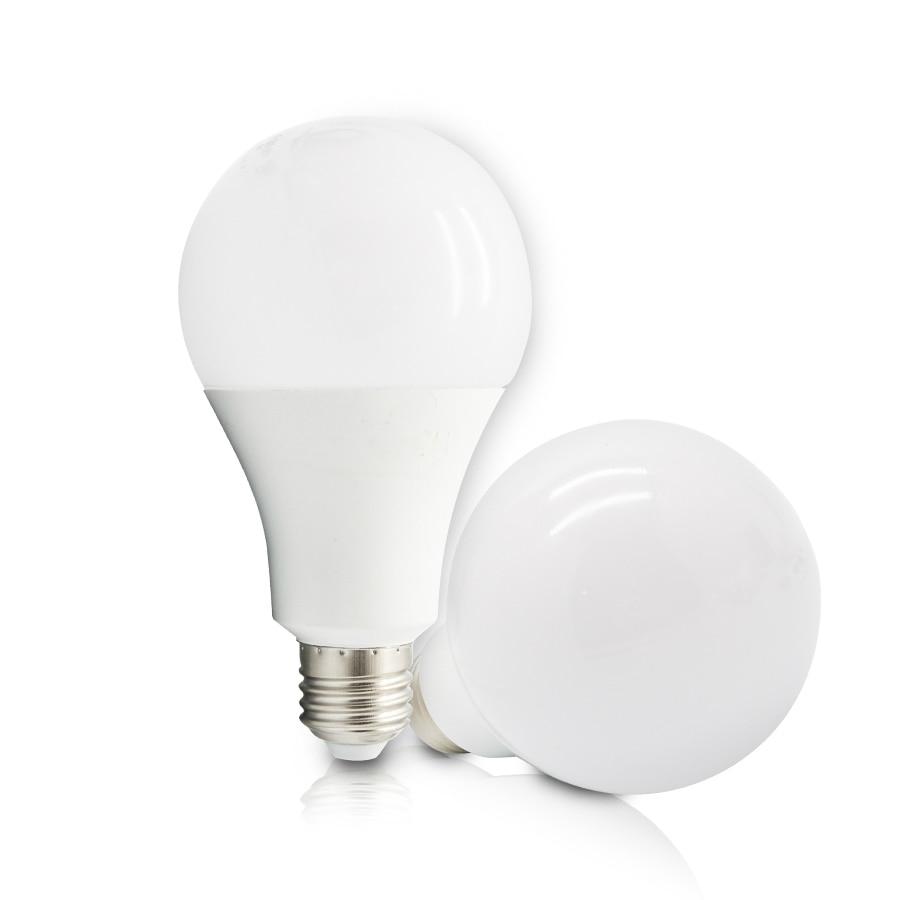 3pcs Light Bulbs Energy Saving Warm White Cold White E27 Bulbs LED Bulbs 85 265V Spotlight Table Lamp Lamps Light Bedroom in LED Bulbs Tubes from Lights Lighting