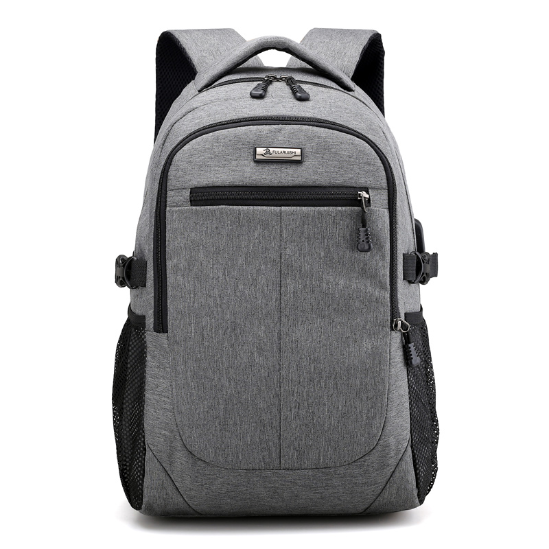 c3b868160703 Hot sale Business Anti Theft Slim Durable Laptops Backpack with USB  charging Port Water Resistant Computer Bag for Women   Men