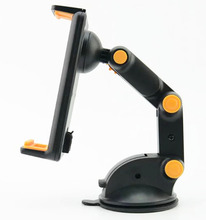Dashboard Suction Tablet GPS Mobile Phone Car Holders Adjustable Foldable Mounts Stands For Zopo Speed 7