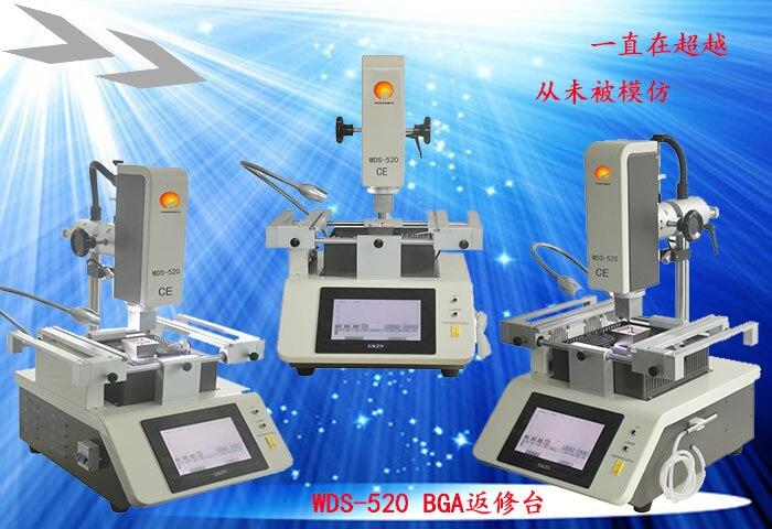 iphone rework station infrared bga repair station For iphone IC soldering and desoldering , repair mobile motherboard machine