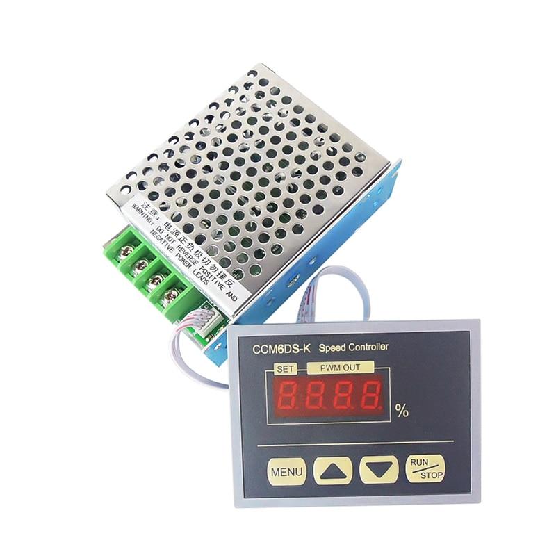 Digital Dc Motor Pwm Speed Control Switch Governor 12 80v