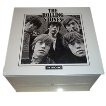 The Rolling Stones In Mono 15CD Box Set  Chinese Factory NEW SEALVED VERISON Box Set