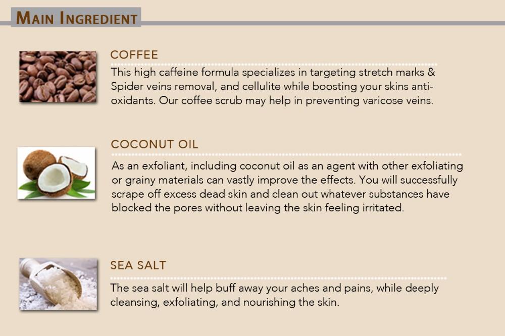 2-coffee body scrub-main ingredient