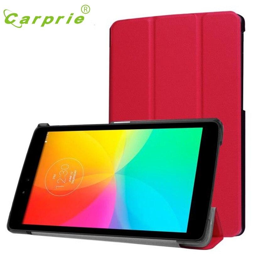CARPRIE Folding Stand Leather Case Cover For LG Gpad3 8.0 V525 Feb9 MotherLander