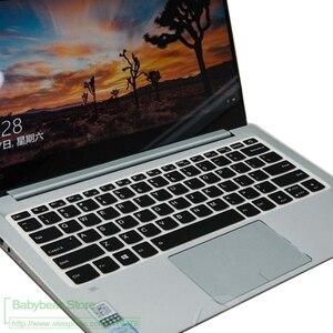Keyboard Cover Skin Protector Silicone For Lenovo Yoga 520 520-14Ikb Ideapad 720S 320S 520S-14Ikb/Yoga V720 V720-14 Laptop