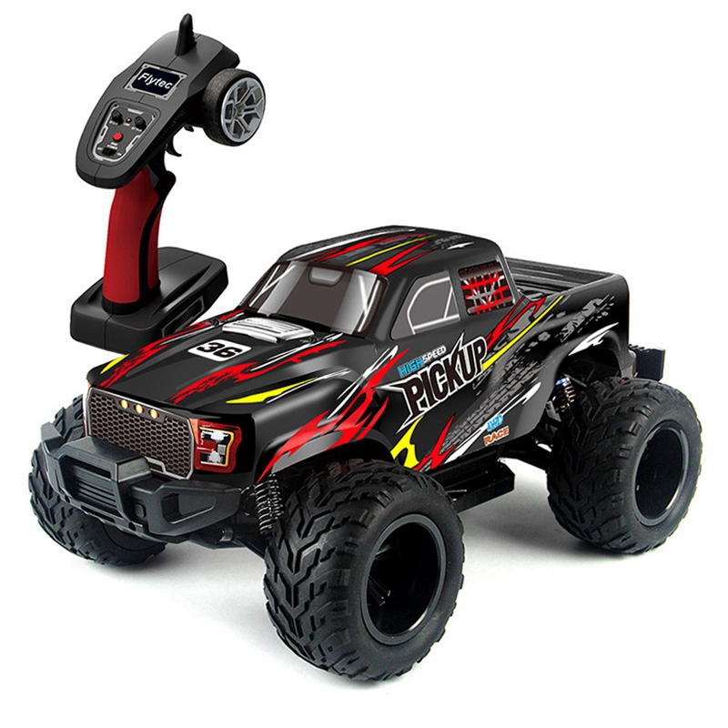 Flytec 1:12 Super High-Speed Off-Road Truck Racing Off-Road Remote Control CarFlytec 1:12 Super High-Speed Off-Road Truck Racing Off-Road Remote Control Car