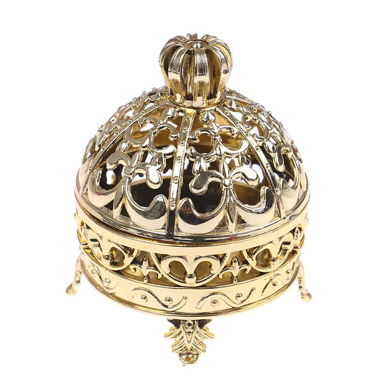 1 قطعة دمية بلاستيكية تاج برطمان للحلوى موقد الذهب الفضة هدية صناديق الزفاف والحفلات صناديق إكسسوارات دمي