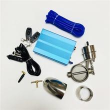 Вакуумный выпускной клапан/комплект выреза с вакуумным насосом с беспроводным пультом дистанционного управления