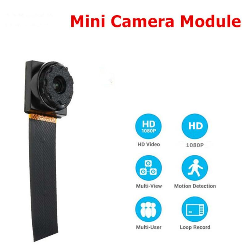 1080 p Mini Kamera Modul IP Kamera Für Outdoor Indoor Wireless Kleinste Video Recorder Tragbare Überwachung Modul