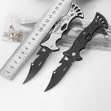 Мини-тактическое складное карманное кольцо для наружного инструмента охоты EDC кемпинг складной самообороны пистолет Портативный кемпинг мини-тактика выживание выживание наружные инструменты охотничий нож