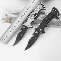Multifunction Folding Fold Knife Portable Camping Mini PeelerTactical Rescue Survival Outdoor self defense tactical knife