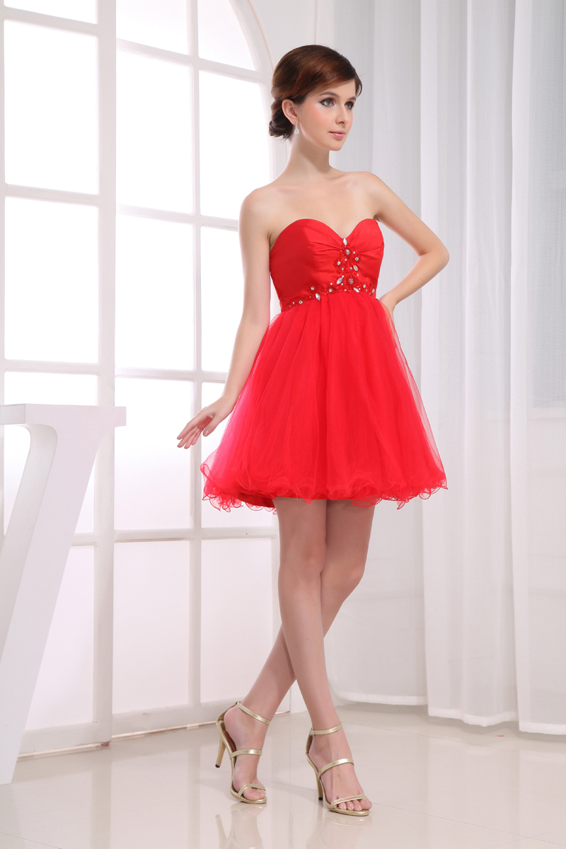 Popular Red Cocktail Dress under 100-Buy Cheap Red Cocktail Dress ...