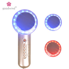 Goodwind CM-8 Electric Body Facial Massager Health Skin Care Face Lift Firm Beauty Device Ultrasonic Cellulite Slimming Cleanser
