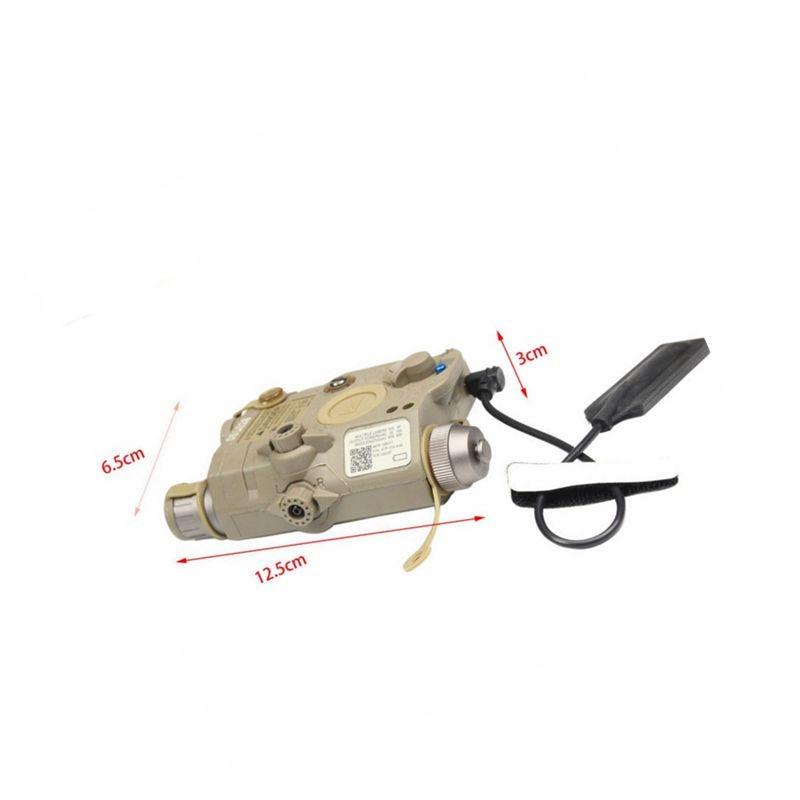 Cheap laser led
