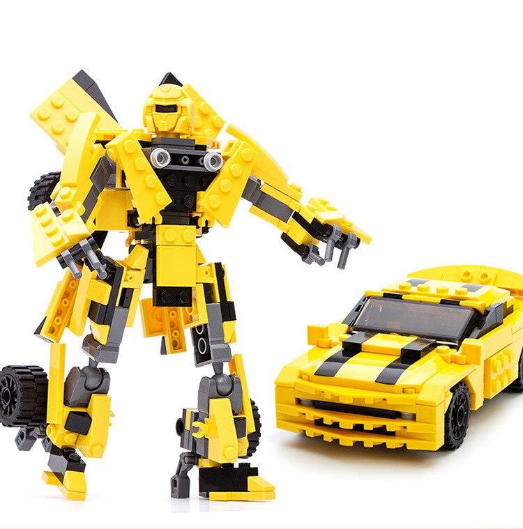 Lego Technic Transformer Moc Instructions