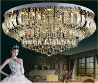 Free shipping Crystal Ceiling Lighting Celling Lamps LED Crystal Ceiling Lamps Luxury AC Modern Crystal Lighting Home Decoration