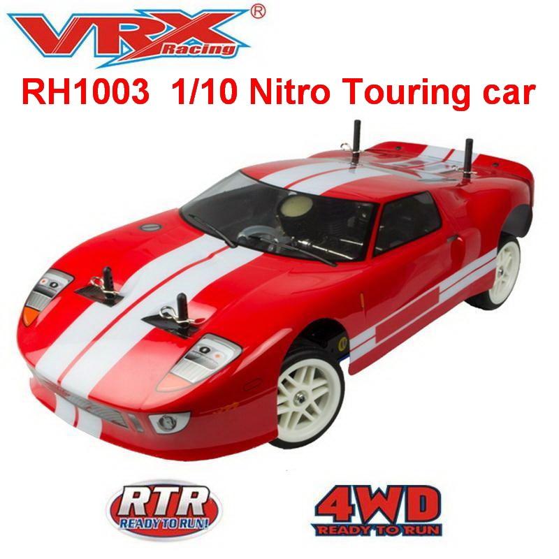 Toys for children VRX Racing RH1003 nitro 1 10 Scale 4WD Nitro Powered RC Car FC