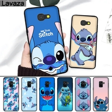 Lavaza Cute Cartoon Stich Silicone Case