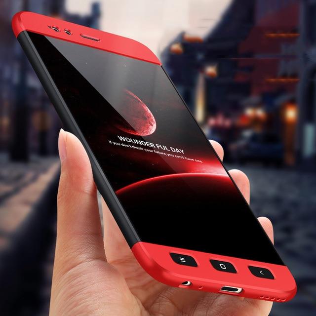 Toraise For Xiaomi mi a1 Case Luxury Full Body Hard Frosted Case for Xiaomi Mi5X Mi 5X Mi5 M5 Mi 5 Protection Phone Back Cover