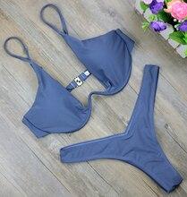 Seksowny Strój Kąpielowy Bikini