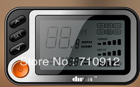 Supernova Продажа ЖК-системы OR04F5 24V дисплей Одобренное en15194 e-велосипед/ Электрический велосипед