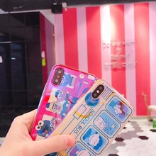 Cartoon Character Phone Case iPhone 6 6s Plus 7 7 Plus 8 X