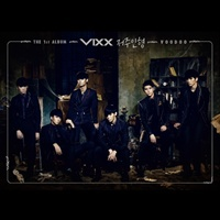 VIXX 1ST ALBUM VOL 1 - VOODOO (RANDOM COVER)  Release Date 2013-11-26 KPOP hinds selwyn seyfu dominque voodoo child vol 01
